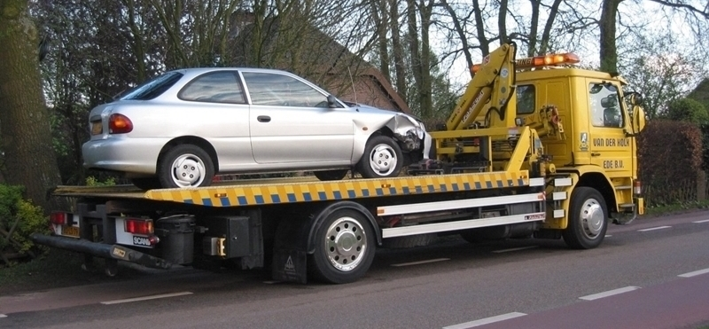 Free accident recovery